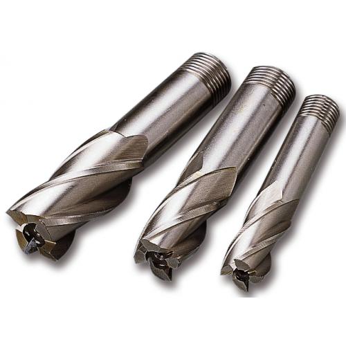 "new DORMER 1//2/"" Long Series 3 Flutes Router Cutter Screw Shank End Mill endmill"