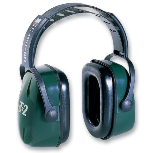 SNR 33 Honeywell 1010929 Howard Leight Thunder T2 Ear Defender